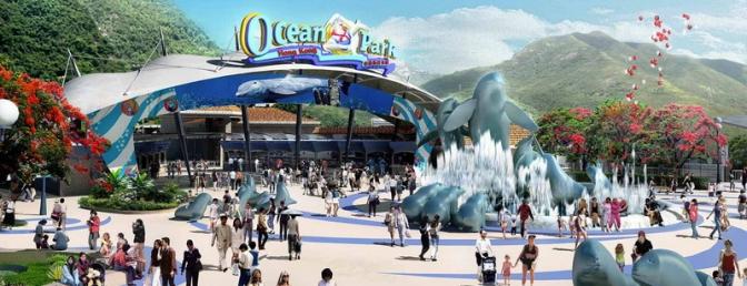 Ocean Park2 Kapadokyatravel