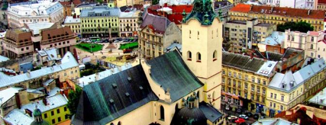 Liviv Ukrayna Turu