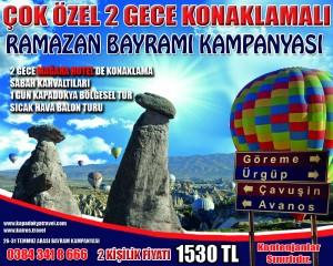 COK OZEL 2 GECE 1530 TL